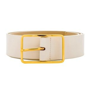 NWT B-Low The Belt Milla belt Taupe/Gold